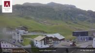 Archiv Foto Webcam Hotel Arlberghaus in Zürs 02:00