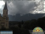 Archiv Foto Webcam Pfarrkirche Bruneck 04:00