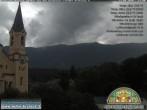 Archiv Foto Webcam Pfarrkirche Bruneck 06:00