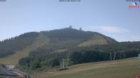 Archiv Foto Webcam Kinderland am Arber 02:00