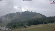 Archiv Foto Webcam Kinderland am Arber 04:00
