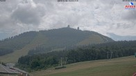 Archiv Foto Webcam Kinderland am Arber 08:00