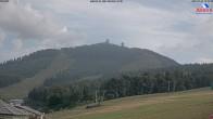 Archiv Foto Webcam Kinderland am Arber 10:00