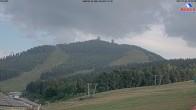 Archiv Foto Webcam Kinderland am Arber 12:00