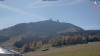 Archiv Foto Webcam Kinderland am Arber 06:00