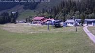 Archiv Foto Webcam Balderschwang: Schelpenbahn Talstation 05:00