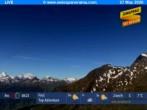 Archiv Foto Webcam Grindelwald: First 02:00