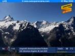 Archiv Foto Webcam Grindelwald: First 06:00