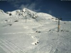 Archived image Webcam White Elements Snowpark at skilift Bärgelegg 04:00