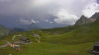Archiv Foto Webcam Jägeralpe: Blick Biberkopf und Wartherhorn 10:00
