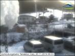 Archiv Foto Webcam Verbindungsbahn Talstation Vals 07:00