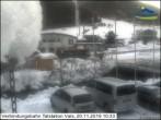 Archiv Foto Webcam Verbindungsbahn Talstation Vals 09:00