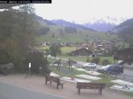 Archiv Foto Webcam Hotel Alpina (Adelboden Boden) 08:00