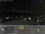 Archiv Foto Webcam Maria Alm: Hotel Thalerhof 18:00