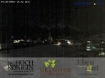 Archiv Foto Webcam Maria Alm: Hotel Thalerhof 22:00