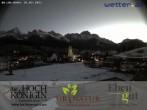 Archiv Foto Webcam Maria Alm: Hotel Thalerhof 00:00