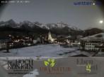 Archiv Foto Webcam Maria Alm: Hotel Thalerhof 12:00