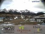 Archiv Foto Webcam Maria Alm: Hotel Thalerhof 08:00