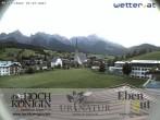 Archiv Foto Webcam Maria Alm: Mountain Resort Hochkönigin 00:00