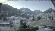 Archiv Foto Webcam Hirschegg 02:00