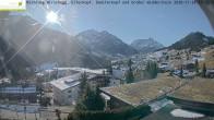 Archiv Foto Webcam Hirschegg 04:00