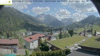 Archiv Foto Webcam Hirschegg 15:00