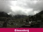 Archiv Foto Webcam Hotel Sonnenberg Hirschegg 10:00