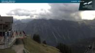 Archived image Webcam middle station Fellhornbahn 08:00