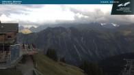 Archived image Webcam middle station Fellhornbahn 12:00