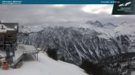 Archived image Webcam middle station Fellhornbahn 02:00