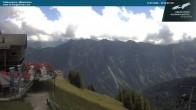 Archived image Webcam middle station Fellhornbahn 06:00