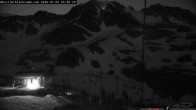 Archiv Foto Webcam Whistler: Big Red Express 21:00