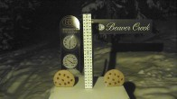 Archived image Webcam Beaver Creek Snow Stake 18:00