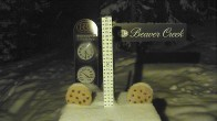 Archived image Webcam Beaver Creek Snow Stake 22:00