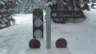 Archived image Webcam Beaver Creek Snow Stake 04:00