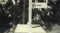 Archiv Foto Webcam Schneehöhe Breckenridge 22:00