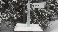 Archiv Foto Webcam Schneehöhe Breckenridge 04:00