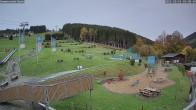 Archiv Foto Webcam Willingen: Bergstation Ritzhagen 10:00