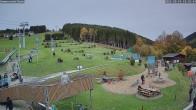 Archiv Foto Webcam Willingen: Bergstation Ritzhagen 14:00