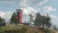Archiv Foto Webcam Braunlage: Bergstation Hexenexpress / Wurmberg-Alm 08:00
