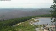 Archiv Foto Webcam Bergsee auf dem Wurmberg 08:00