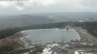 Archiv Foto Webcam Bergsee auf dem Wurmberg 13:00