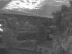 Archiv Foto Webcam Kurpark Hahnenklee 01:00