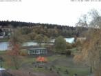 Archiv Foto Webcam Kurpark Hahnenklee 02:00