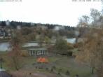 Archiv Foto Webcam Kurpark Hahnenklee 10:00