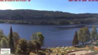 Archiv Foto Webcam Blick auf den Titisee im Schwarzwald 04:00