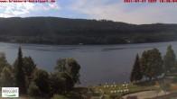 Archiv Foto Webcam Blick auf den Titisee im Schwarzwald 09:00