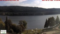 Archiv Foto Webcam Blick auf den Titisee im Schwarzwald 08:00