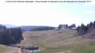 Archiv Foto Webcam Schwärzenbacher Skilift 08:00