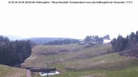 Archiv Foto Webcam Schwärzenbacher Skilift 10:00